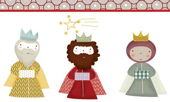 A los Reyes Magos les pido…