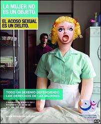 El acoso sexual es un delito