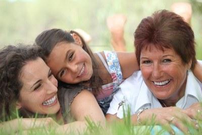 Tres mujeres, tres generaciones, distintos derechos.