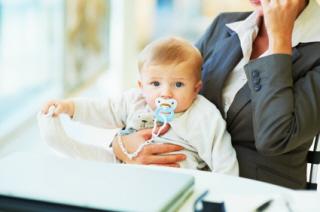 Vida profesional tras la maternidad y paternidad.