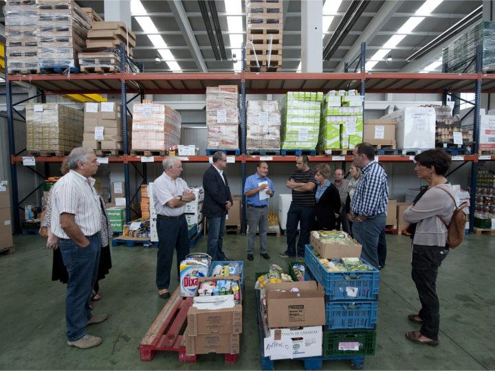 Bancos de alimentos. ¿Colaboramos?