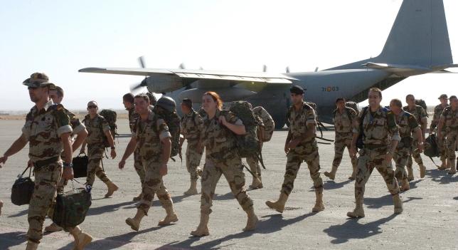 Primera sentencia en España de conciliación familiar y laboral total en las Fuerzas Armadas.