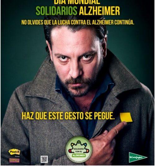 21 de Septiembre. Día Mundial del Alzheimer.