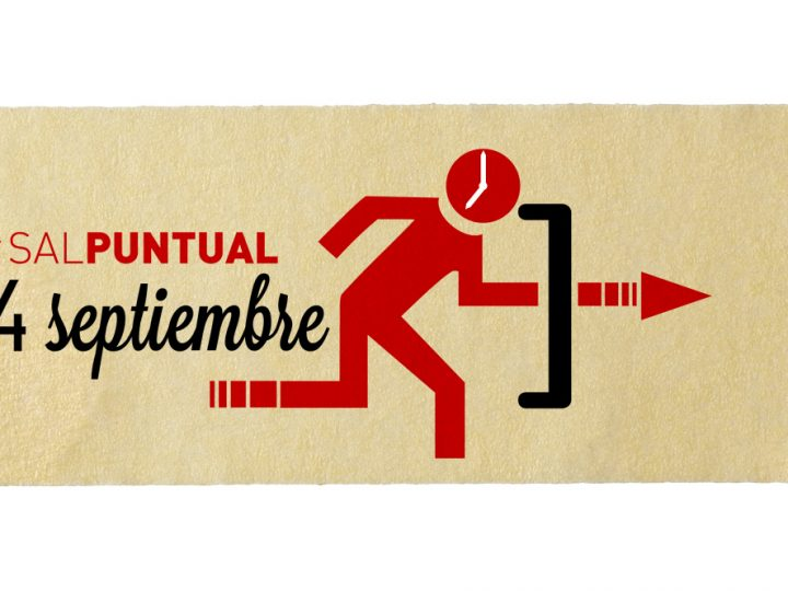 24 de Septiembre. #salpuntual