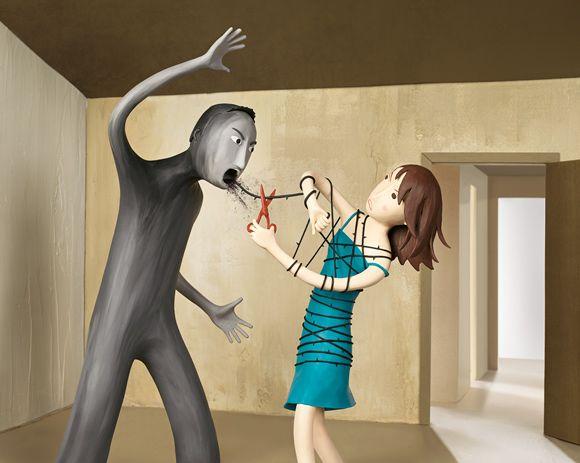 Ilustración de Irma Gruenholz