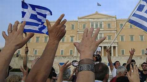 Grecia no tiene ministras