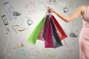 22935931-concepto-de-las-compras-con-varias-bolsas-de-la-compra-de-colores-y-dibujo