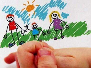 Menores, madres, padres y custodia compartida