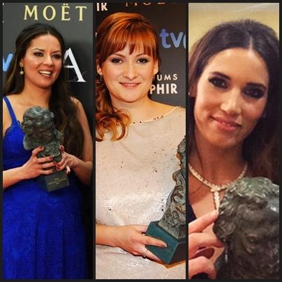 Premios Goya ¿en igualdad y sin discriminación?