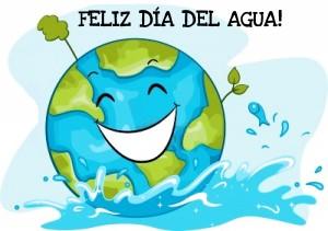 Feliz día del agua