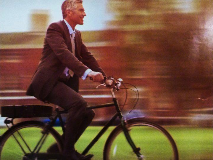 Movilidad sostenible: pedalear hasta el trabajo