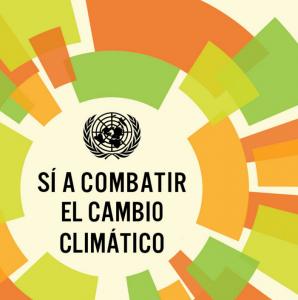 Conferencia cambio climático París 2015