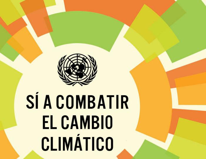 Cambio climático: París 2015