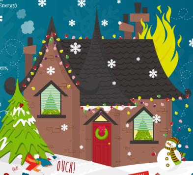 Cómo cuidar el medio ambiente en Navidad