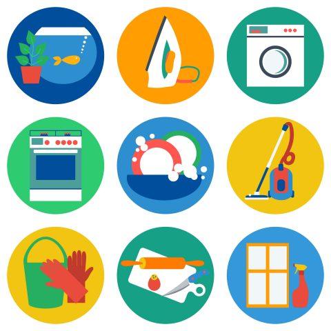 limpiadora de hogar
