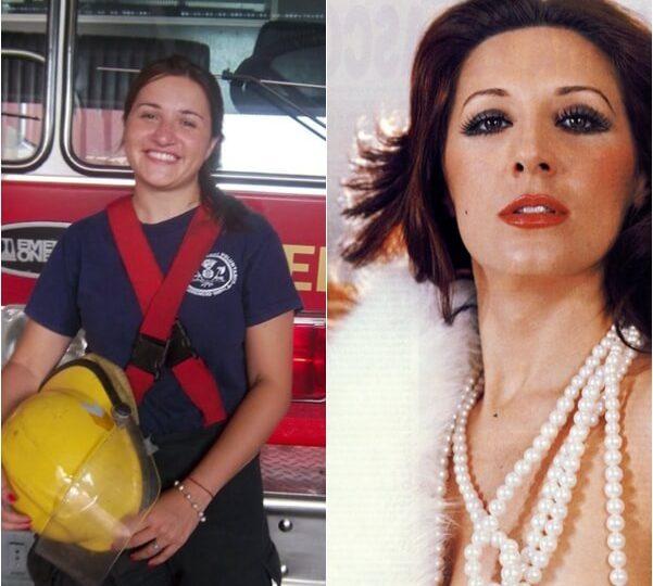 ¡Mamá, quiero ser bombera!