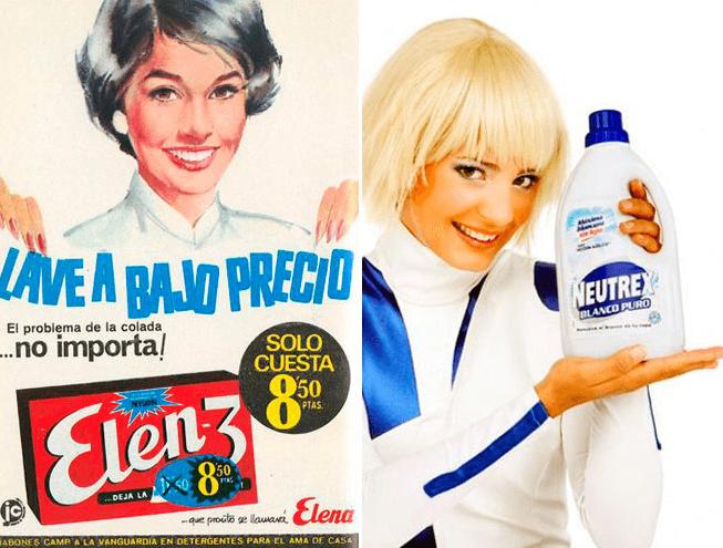 Publicidad sexista, de Hollywood a Asturias