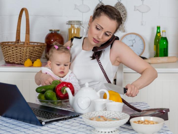 Maternidad o trabajo: el reportaje que no te vas a querer perder