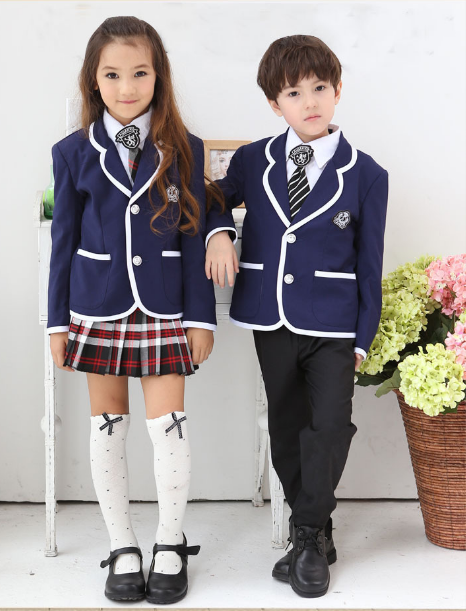 2b3490af2c325 Uniforme escolar para las niñas ¿falda o pantalón