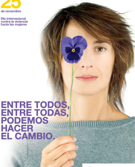 Violencia de género: Día internacional el 25 de noviembre