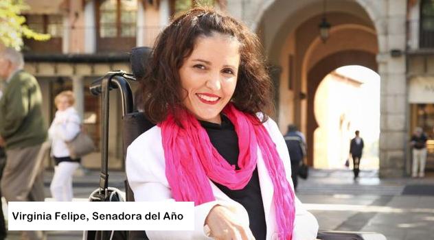 Virginia Felipe, una vida olímpica