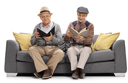 lecturas recomendadas para mayores