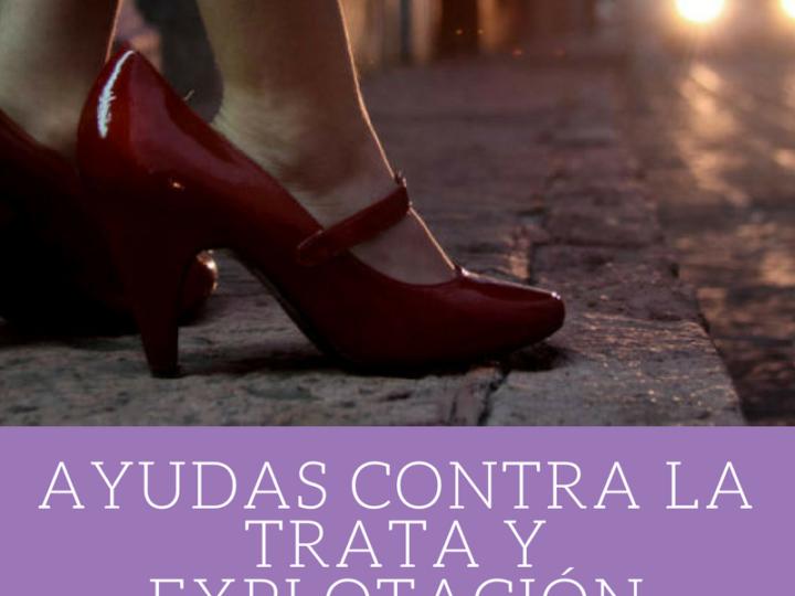 Ayudas para la prevención de la trata de mujeres y niñas Castilla-La Macha 2017