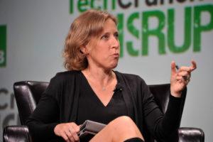 Susan Wojcicki la directiva de Google abanderada de la conciliación