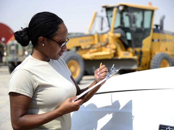 Logística, un trabajo también para mujeres