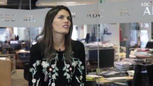 Rebeca Minguela, una española que triunfa pese a la desigualdad de género