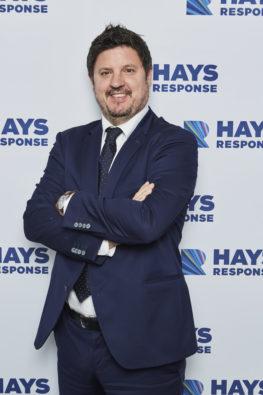 salvador sicart HAYS RESPONSE ESPAÑA