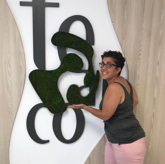 """""""Teralco Group siempre ha favorecido la igualdad en todos los sentidos"""", Tina Gama, departamento de RR.HH."""