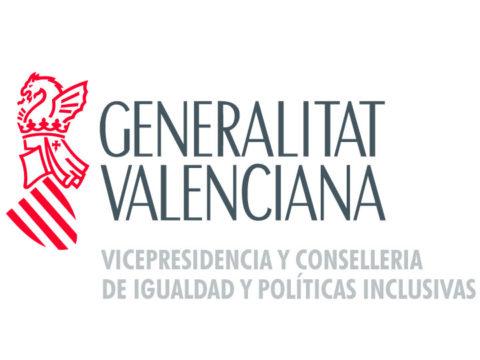 Vicepresidencia de igualdad Generalitat Valenciana