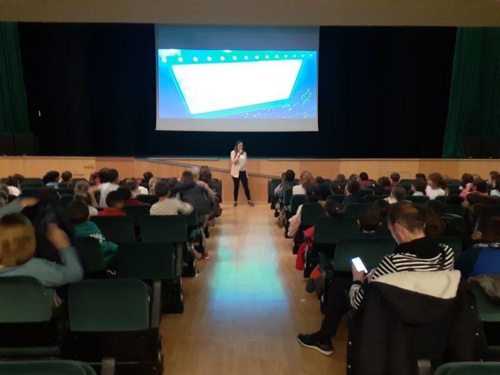 Cine para promover la igualdad entre el alumnado de Denia