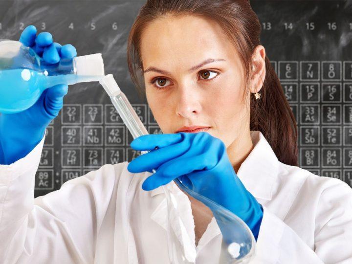 Las mujeres no eligen carreras de ciencias