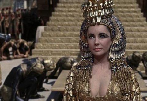cleopatra en el cine