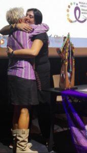 Entrega del I Premio Madejas Feminista