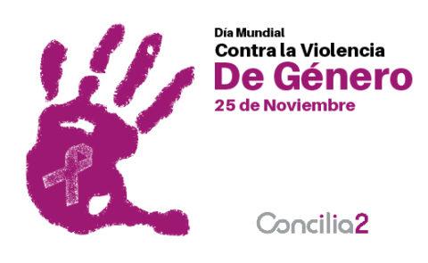 Contra violencia género