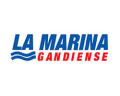 logotipo la marina gandiense