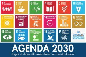 Objetivos de la Agenda 2030