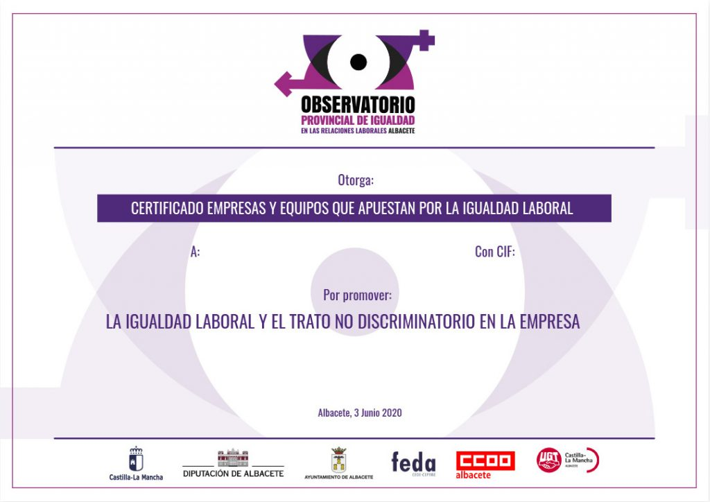 observatorio de igualdad