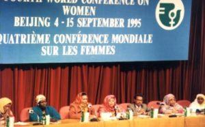 IV Conferencia sobre mujeres