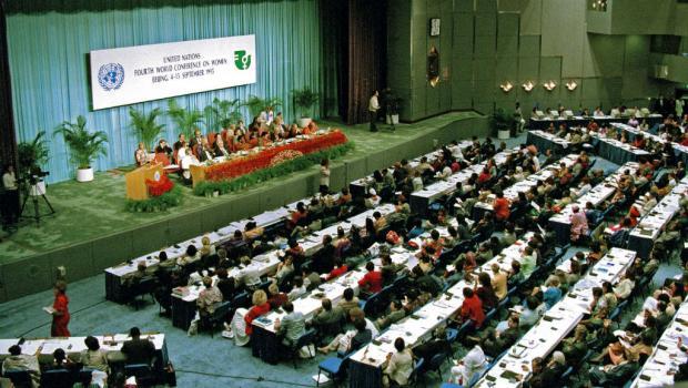 Se conmemora el 25 aniversario de la IV Conferencia de Mujeres de Beijing