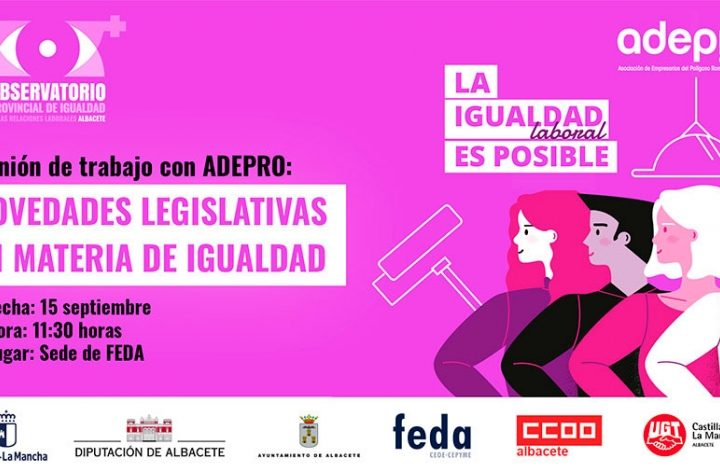 Participamos en la jornada del Observatorio Provincial de Igualdad en las Relaciones Laborales