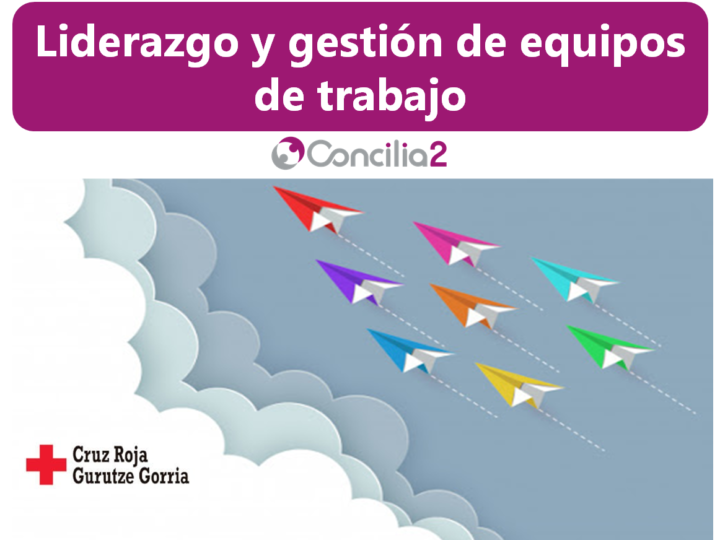 """Curso de «Liderazgo y gestión de equipos"""" en Cruz Roja"""
