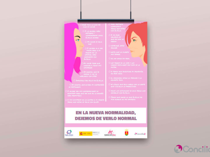Campaña de Sensibilización contra la Violencia de Género