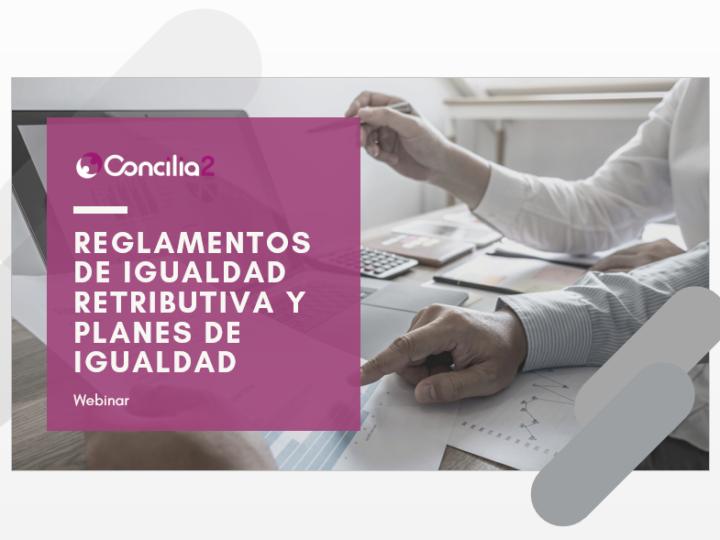 Resultados del Webinar sobre Igualdad Retributiva y Planes de Igualdad