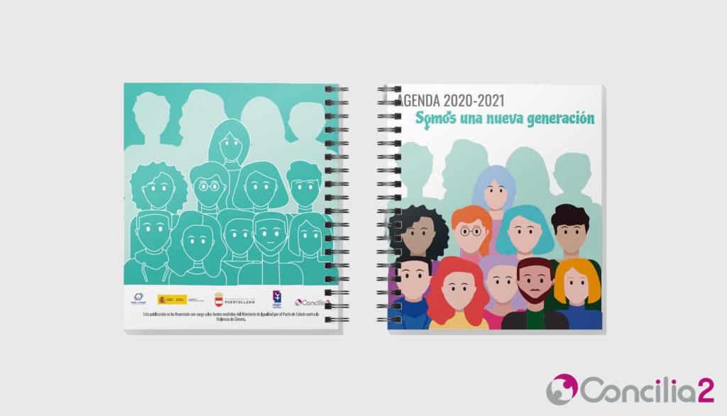 agenda escolar Puertollano
