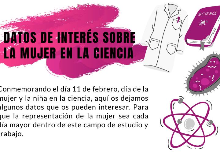 11-F: Día internacional de la Mujer y la Niña en la ciencia