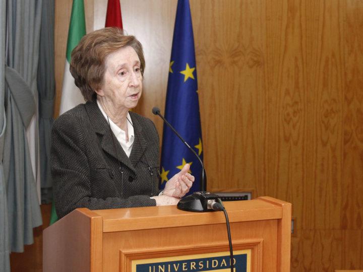 Margarita Salas: una mujer derribando barreras en la Ciencia